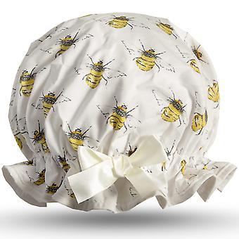 Bee Shower Cap
