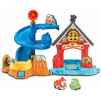 Vtech Toot-Toot Cory Carson Freddie's Firehouse (Englische Version)
