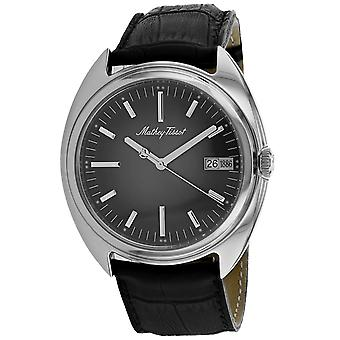 Mathey Tissot Men's Classic Grey Dial Watch - EG1886AM