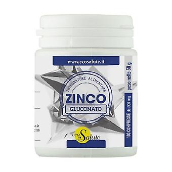 Zinc Gluconate 100 tablets of 500mg