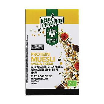 Biochampion Protein Muesli Oats And Seeds 300 g