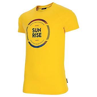 Outhorn TSM610 HOL20TSM610TY universal summer men t-shirt