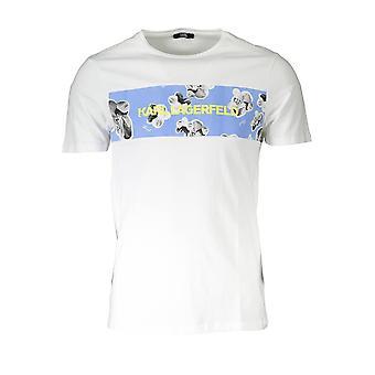 KARL LAGERFELD BEACHWEAR T-shirt Short sleeves Men KL20MTS02