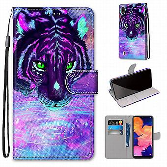 Kryt peňaženky pre puzdro Samsung Galaxy J6 Plus J530 J510 A42 5g S20 Fe S21