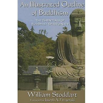 An Illustrated Outline of Buddhism by Stoddart & William