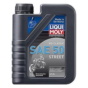 Liqui Moly 4 Stroke Mineral HD-Classic Street SAE 50 1L - #1572