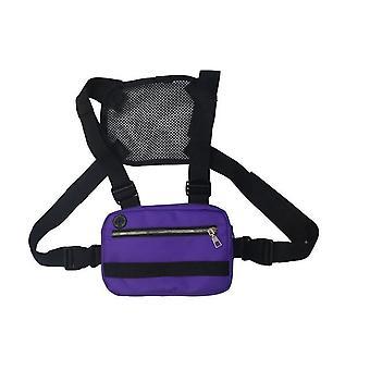 Tactical Chest, Bullet Hip-hop, Vest Streetwear Rig Bag