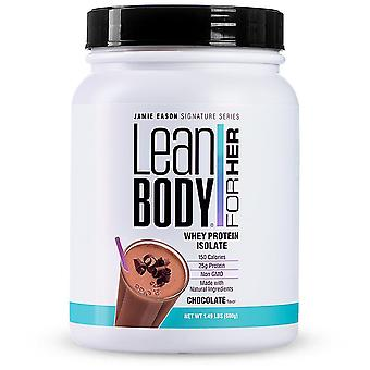 Labrada Whey Protein Isolate Lean Body For Her 680 gr
