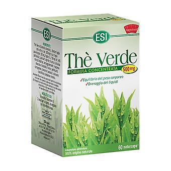 Green Tea 60 vegetable capsules