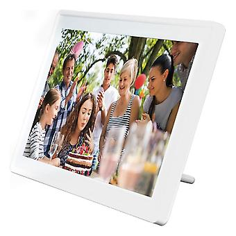 "Digital photo frame Denver Electronics PFF-1160HWHITE 11,6"" 8 GB WiFi White"