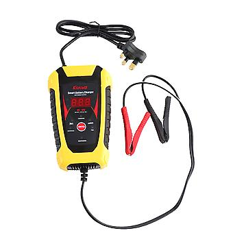 Automatic Electronic Car Battery Charger 3-stage 6v/12v 2a/6v With Lcd Display