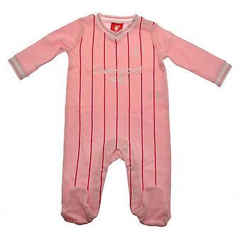 Liverpool FC Baby Sleepsuit Liverpool FC Baby Sleepsuit