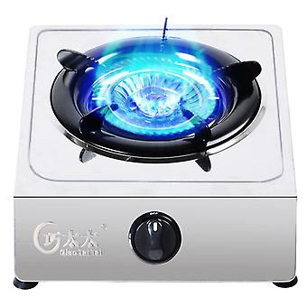 Domestic Built-in Gas Stove Embedded Dingle Stove