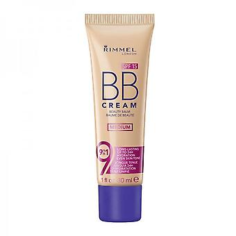 Rimmel London Bb Cream Spf15 Medium 30 ml