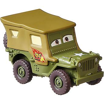 Disney Pixar Cars Race Team Sarge