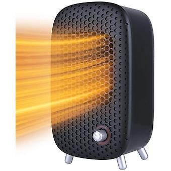 Heizlfter Mini Keramik Heizlfter Heizgert berhitzungsschutz mit Leistungsstufe Energiesparender