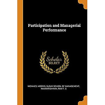 Participation and Managerial� Performance