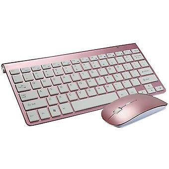 Combo portátil do mouse de teclado para laptop notebook