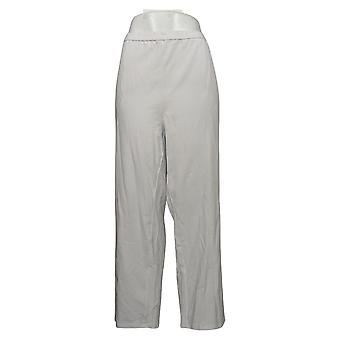 Linea by Louis Dell'Olio Women's Pants Petite ell'Olio Knit White A262072