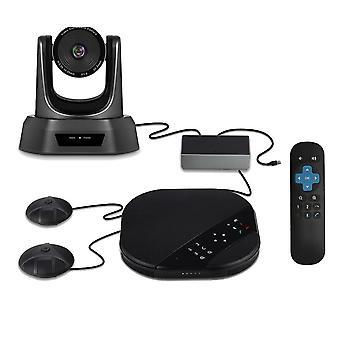 הכל בפתרון ועידת וידאו אחד 3x זום מצלמת USB עם רמקול