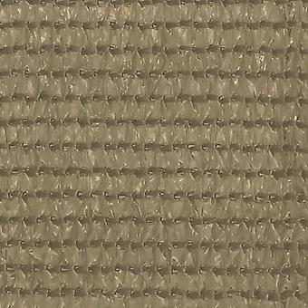 vidaXL Zeltteppich 250x300 cm Taupe