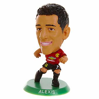 Soccerstarz Alexis Sanchez Man Utd Home Kit 2019 Figur
