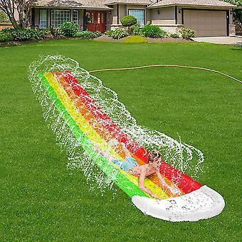 游戏中心后院成人充气水滑梯池儿童夏季后院
