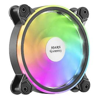 Ventilator Mars Gaming MFXW DUAL ARGB 1100 rpm 14 dB Ø 12 cm