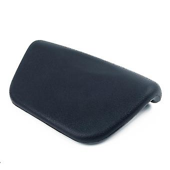 Black Bath Pillow Cushions Hot-spa Head Rest Neck
