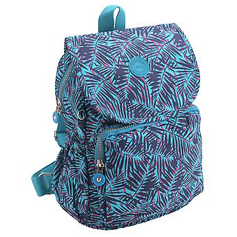 Ladies Medium Lightweight Patterned Backpack