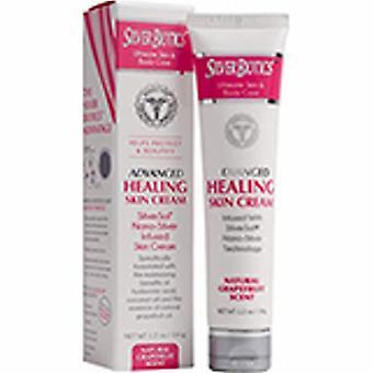 Silver Biotics (American Biotech Labs) Healing Skin Cream, GrapeFruit 1.2 Oz