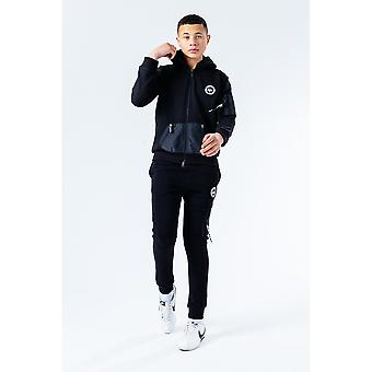Hype Childrens/Kids Stealth Zipped Hoodie