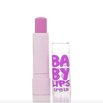 מייבליין בייבי שפתיים קריסטל קרן של שפתון סומק