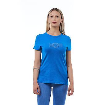 T-shirt Blue Cerruti 1881 Woman