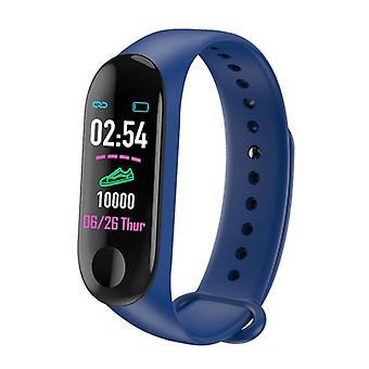 Sport Smart Band Bracelet Pression artérielle Moniteur de fréquence cardiaque Smart Watch