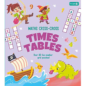 Maths CrissCross Times Tables by Annabel Savery