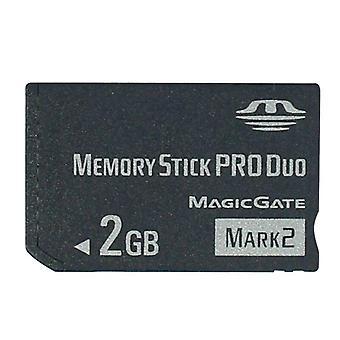 Memory Stick Pro Duo-hukommelseskort