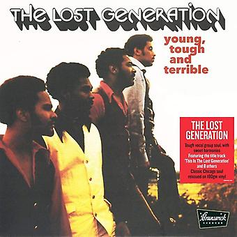Lost Generation - Jung. Tough & Terrible Vinyl
