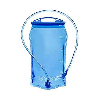 Tpu Water Bag With Detachable Straw
