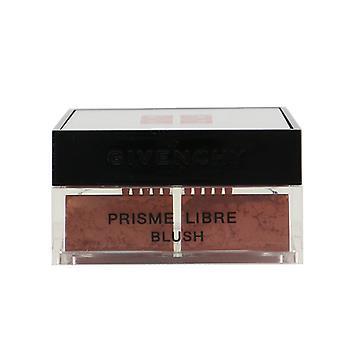 Givenchy Prisme Libre Blush 4 Color Loose Powder Blush - # 6 Flanelle Rubis (Brick Red) 4x1.5g/0.0525oz