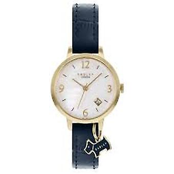 Radley Ry21212 White Dial Leather Strap Ladies Watch