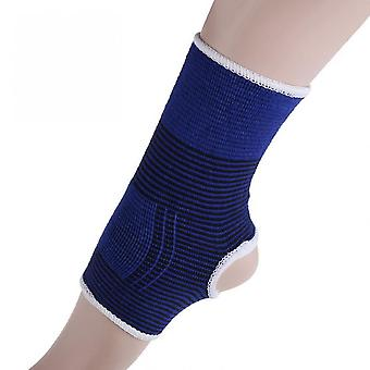 1pcs Elastic Knitted Ankle Brace Support Band Sports Gym Protects Therapy