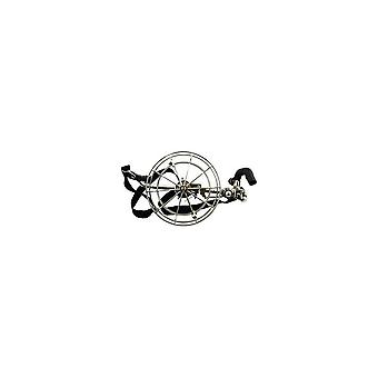 """11"""" Strong Stainless Kite Line Winder Reel Brakes Control Adult Men"""