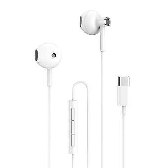Headphones with Microphone Home Enjoy YEP-05 White