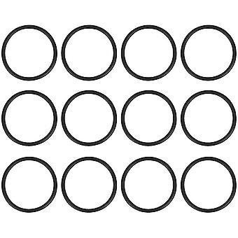 Jewelry holders x autohaux 100pcs 22mmx1.5Mm o-rings heat resistant sealing ring gaskets