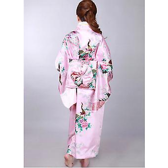 Kimono traditionnel japonais pour femmes