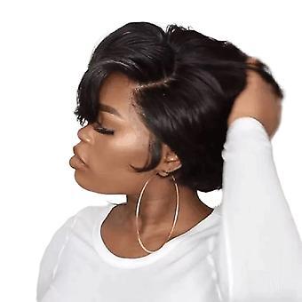 Marke Mall Perücken, Spitze Perücken, realistische kurze lockige Haare