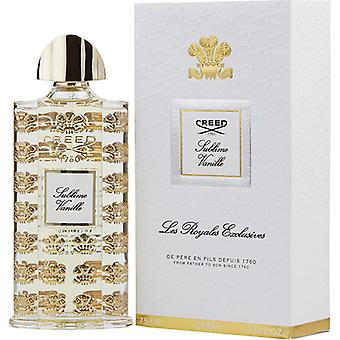 Creed Les Royales Exclusives Sublime Vanille Fragrance Spray 75ml/2.5oz