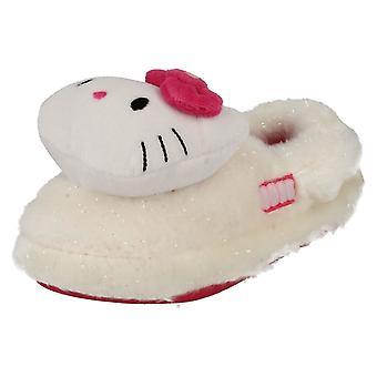 Jeunes filles Hello Kitty chaussons brouillard 3D
