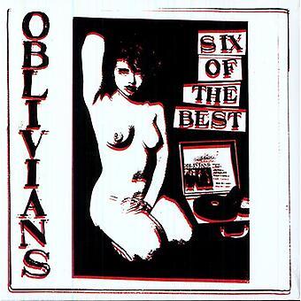 Oblivians - Six of the Best [Vinyl] USA import
